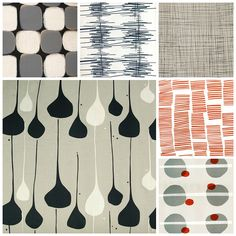 Fabulous patterns - simple and striking