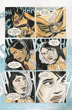 Preview: Dept. H #6, Dept. H #6  Story: Matt Kindt Art: Matt Kindt Cover: Matt Kindt Publisher: Dark Horse Publication Date: September 21, 2016  Price: $3.99  Ti...,  #All-Comic #All-ComicPreviews #Comics #DarkHorse #Dept.H #MattKindt #previews