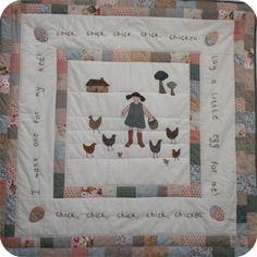 Amazing Janet Clare quilt