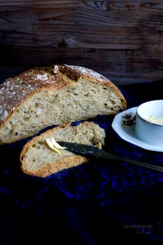 Pan de calabaza #BreadBakers