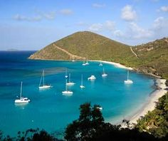 No. 35 Jost Van Dyke, British Virgin Islands - World's Most Romantic Islands | Travel + Leisure