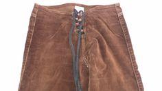 Z Cavaricci #Vintage Pants Juniors SZ 1 Tie Waist 26.5 x 31 Actual http://etsy.me/1GrB3Fa #hippie #etsy #summertime #newpants
