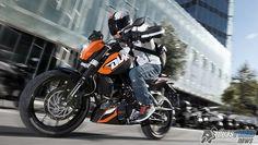 KTM divulga preço da 200 Duke