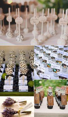 Listas de Invitados en las bodas – Ideas originales para colocar y presentar el protocolo de invitados