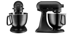 KitchenAid Just Debuted an All-Black Mixer — And OMG, It's Chic