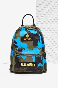 At Ease Mini Backpack
