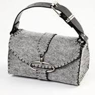 Trendy Ideas for diy bag and purses english Diy Handbag, Diy Purse, Tote Purse, Purse Wallet, Handbag Tutorial, Felt Purse, Sacs Tote Bags, Mk Bags, Diy Sac