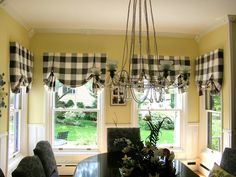 Maison Decor: Window Treatment Secrets