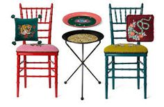 Image result for gucci decor chairs