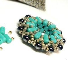 Rulla beads donut tutorial