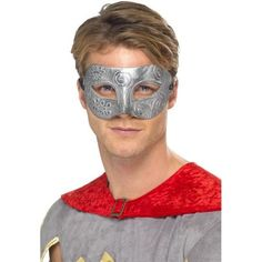 Masquerade Ball Chrome MASCHERA NERO GLITTER DRESSING UP PARTY costume