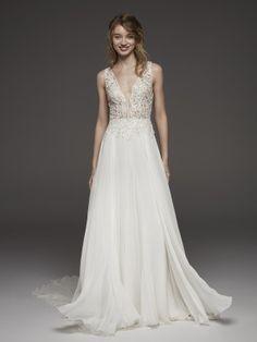 f7051dba7b vestido-novia-urbano Vestidos De Novia Con Encaje