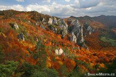 TO DO - Sulovske skaly Rocky towers under Roháč