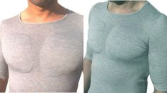 Muscle Shirt: No Muscles Required