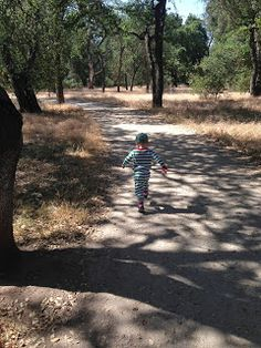 Silicon Valley Toddler: Staying Fit with a Toddler: Playground and Trail Combos