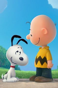Snoopy y Charlie Brown: Peanuts | Película Completa Online | BLOG DE PELIS