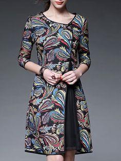 Dresses For Women - Shop Designer Dresses Online Fashion Sale Model Dress Batik, Batik Dress, Stylish Dresses, Cheap Dresses, Fashion Dresses, Outer Batik, Blouse Batik, Look Formal, Batik Fashion