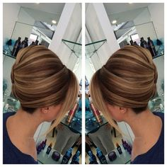 Beautiful Color & Updo - Hairstyles How To