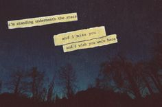 #quote #quotes #love #stars #imissyou