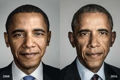 Obama in 2008 and 2016