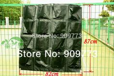 Cheap bag pot, Buy Quality plastic potting pots directly from China decorative decorative Suppliers: upside-down plant pot Grow Bags 16 Plastic Pockets Planter Home Garden Wall Planters Living Garden Bag Garden Decoration Garden Wall Planter, Hanging Planters, Planter Pots, Wall Planters, Upside Down Plants, Garden Bags, Garden Ideas, Vegetable Planters, Plastic Plant Pots