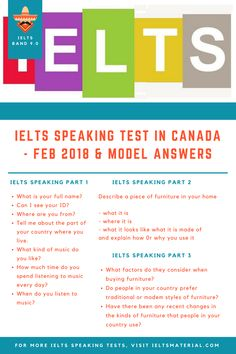 Ielts speaking actual tests january april 2018 suggested check out band 80 sample answers by ielts test takers for a recent ielts speaking test in canada feb 2018 for band 90 model answers for all part 1 2 fandeluxe Image collections