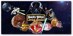 Resultado de imagen de angry birds star wars