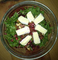 Salată cu sfeclă roșie Palak Paneer, Ethnic Recipes, Food, Essen, Yemek, Meals