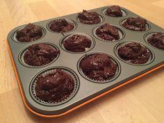 Muffins au chocolat idéal pour le goûter du dimanche