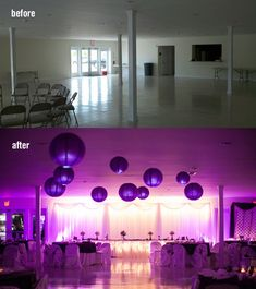 I've seen a bare room turn into a nightclub with great uplighting! Here's how you can save money AND get instant party-vibes with DIY Uplighting...