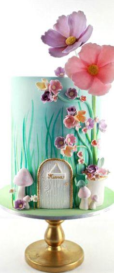 Más Recetas en https://lomejordelaweb.es/ | Garden Cake