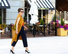 how to style culottes without looking like a midget - hampton roads