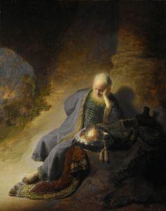 ART & ARTISTS: Rembrandt – part 3