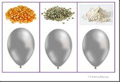 images pour ballons sensoriels