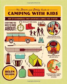 A great book for any parent looking to go on a camping trip this summer!
