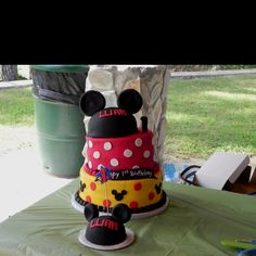 160 Best Mickey Mouse First Birthday Party Images On