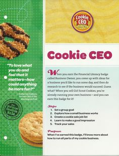 """Search Results for """"Cookie ceo"""" – Troop 7416 Girl Scout Cookie Meme, Girl Scout Cookie Sales, Junior Girl Scout Badges, Girl Scout Juniors, Daisy Girl Scouts, Girl Scout Troop, Scout Leader, Girl Scout Cookies Flavors, Gs Cookies"""