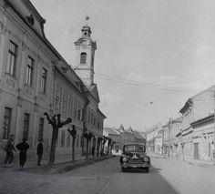 1955 Bottyán János utca. Utca, Street View, Europe