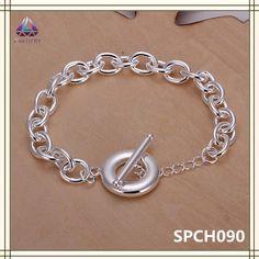 Plata pulsera de la amistad mujeres de cadena de Metal pesado de plata chapada pulsera-Bisutería de Aleación de Zinc-Identificación del producto:60210423836-spanish.alibaba.com