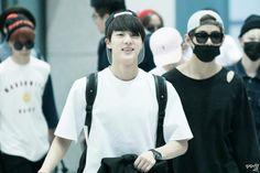BTS @ 150713 arrived in Korea from Melbourne,Australia