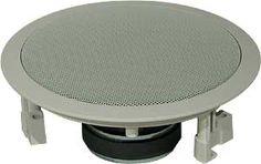 Apart CM608 Halpa upotettava terassikaiutin. Sine Wave, Built In Speakers, Audio