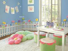 Girl's bedroom or Playroom!!