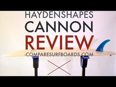 At long last, I'm feeling that single fin feeling! This Haydenshapes Cannon Single Fin Review has been modernized to give you the best of both worlds: that u...