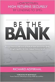 Be the bank Book Launch – Hosted By The Route – Finance