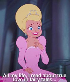 ...and Tia, you found it. The Princess and the Frog
