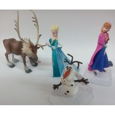 Description  10  Cm   ******** SHIPPING AND HANDLING: ************* * * * All Destinations - 30 Business Days. * * * * We ship all over the world! * * * * * * * ***********... #cake #frozen #topper #elsa #anna #olaf #sven