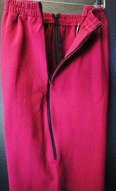 5X Side Open Zip Adaptive Adaptive clothing  by DressWithEase, $28.00