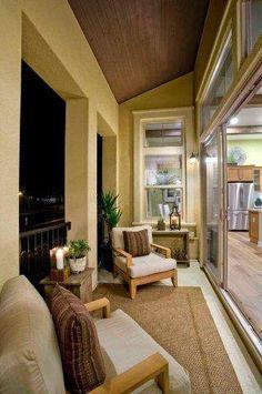 Esplanade Outdoor Living Area — in Irvine, CA.