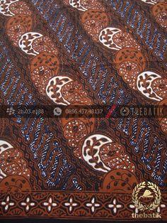 Kain Batik Motif Klasik Parang Curigo Seling | Indonesian Batik Fabric Pattern Design http://thebatik.co.id/kain-batik-bahan/