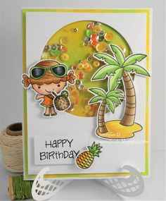 YNS Supplies: Vacation Phoebe | Jungle Critters